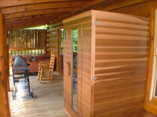 Sweet Surrender a one bedroom cabin - Tennessee vacation rentals