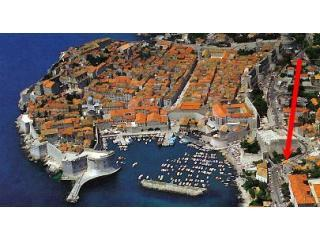 Dubrovnik b&b location. - Dubrovnik Bed and Breakfast - Dubrovnik - rentals