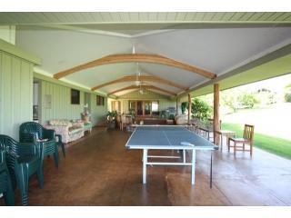 Six Bedrooms on three acres modern fully equipped - Kilauea vacation rentals