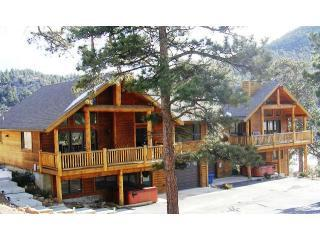 Front of cabin - Rocky Mountain Views - Estes Park - rentals