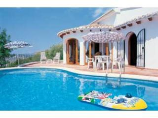 Villa Carob, pool, air-con, wifi, nice view - Valencia Province vacation rentals