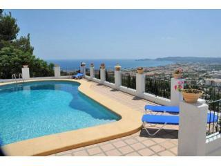 Villa Brizay 4 bed, 4 bath, pool, stunning views - Javea vacation rentals