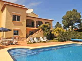 Villa Alfa Jávea, pool, air-con, nr Arenal beach - Alicante Province vacation rentals