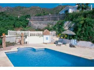 Villa Rosalia nr Nerja, pool, air-con, great views - Frigiliana vacation rentals