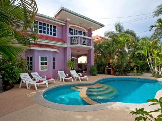 Pattaya  - Baan-Duan Villa 5BED - Pattaya vacation rentals