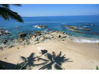 Our Beach - Casa Tres Vidas - Beautiful Beachfront Villa - Puerto Vallarta - rentals