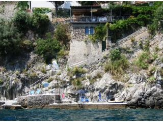 Exclusive villa with private access to the sea - Minori vacation rentals
