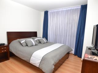 4 mins walk to Parque 93 two double bedrooms - Bogota vacation rentals