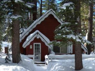 Picturesque 3 BR/1 BA House in Tahoma (WSH0971) - Lake Tahoe vacation rentals