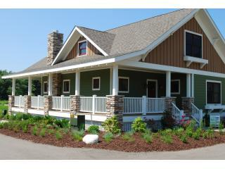 Meadow View - front entrance - Meadow View Cottage - Harbor Club South Haven - South Haven - rentals