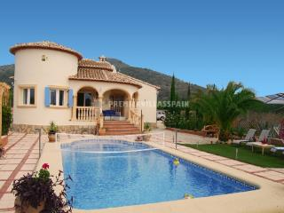 Casa del Fontanero - Murla Sleeps 2 to 6 - Jalon vacation rentals