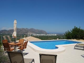 Vista Mar - Orba Sleeps 2 to 6 - Jalon vacation rentals