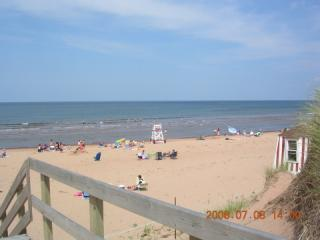 Walk to ocean  from Lyons Cottage Rentals in PEI - Stanhope vacation rentals
