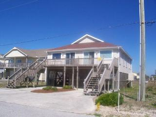 Almost Oceanfront, Second Row - Topsail Island vacation rentals