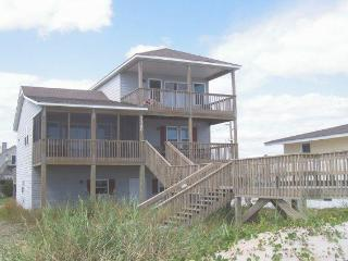 Doyle's Solitude - Formerly Hoffman Cottage,1326 S Shore Dr, Surf City, NC - Surf City vacation rentals