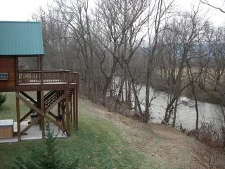 Romantic River Front Cabins - Luray vacation rentals