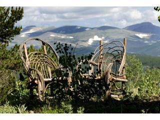 Willow Chairs - Mountain View Chalet - Awesome Mountain Views! - Nederland - rentals