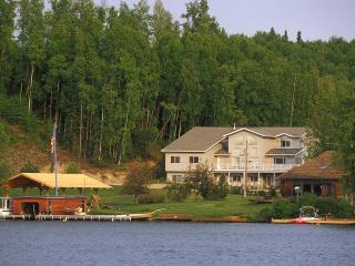 Lakefront McKinley View Home-Elegant - Big Lake vacation rentals