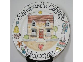 A warm welcome at Sandcastle Cottage for short breaks or weekly rentals - Sandcastle Cottage Crail Fife for seaside holidays - Crail - rentals