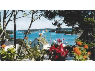 View from the walkout deck - Penny's B&B and Gallery - Stonington - rentals