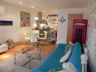 Tempus Wharf, Tower Bridge design apartment - San Sebastian vacation rentals