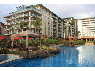 Hokulani Building at Honua Kai. - 1 Bdr Honua Kai Condo with Panoramic Ocean Views!! - Kaanapali - rentals