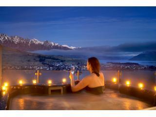 Bel Lago luxury villa in Queenstown New Zealand - South Island vacation rentals