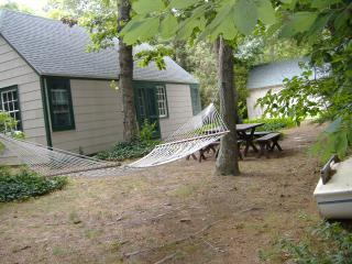 THE COTTAGE.JPG - Spacious Secluded Beach Cottage - North Fork - rentals