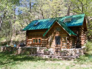 Warm days, cool nights: Summer at the cabin! - Pecos vacation rentals