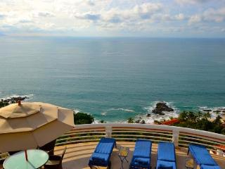 Spectacular 8 Bdrm. Villa Azul in Puerto Vallarta - Mexican Riviera-Pacific Coast vacation rentals