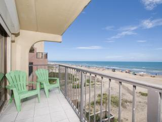 Luxurious Beachfront Condo  at an Incredible Price - South Padre Island vacation rentals
