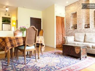 CENTRAL PARK 2 BEDROOM BEAUTY!! - Manhattan vacation rentals