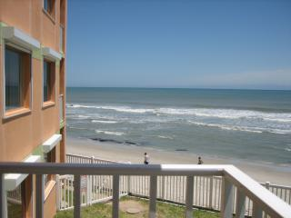 Magnificent Oceanfront Balcony & Views  $795 week - Satellite Beach vacation rentals