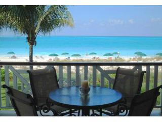 View from your beachfront terrace - Royal West Indies  -  Superior Beachfront Suite - Grace Bay - rentals