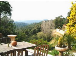 The Valley and Path to Pool - Villa with Breathtaking View on French Riviera - La Londe Les Maures - rentals