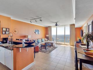 ON the Beach - Master Suite faces Gulf of Mexico - Panama City Beach vacation rentals
