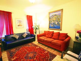 BEAUTIFUL APT.  LESS THAN 15 MINS TO TIMES SQUARE! - Manhattan vacation rentals