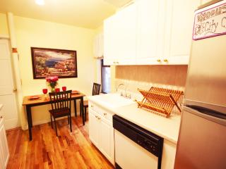 BEAUTIFUL APT.  LESS THAN 15 MINS TO TIMES SQUARE! - New York City vacation rentals