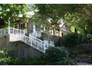 Historic Sea View Plantation with House & Cottage - Nevis vacation rentals