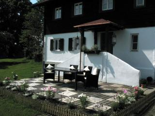 Romantic holiday home in Upper Bavaria near Munich - Weilheim in Oberbayern vacation rentals
