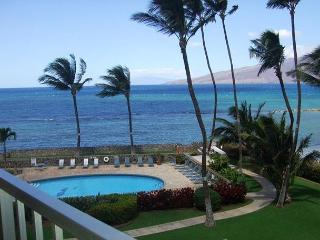 Menehune Shores #405 Ocean View 2bd 2bath Sleeps 6  Great Rates! - Kihei vacation rentals