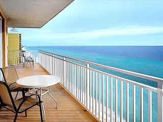 BEACHFRONT FOR 9! WINDSONG UNIT!! TAKE 15% OFF ALL SEPT/OCT STAYS! - Panama City Beach vacation rentals