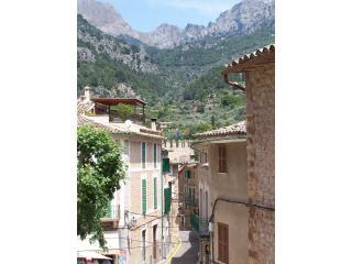 View from house - Stunning village house in Fornalutx, Mallorca - Fornalutx - rentals