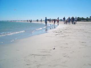 100m from this beautiful beach & restaurants - L A N G E B A A N Apartments : Cape,  South Africa - Langebaan - rentals
