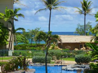 Luxury Ocean/Pool View- Special 8/7-11, 8/21-9/18 - Kauai vacation rentals