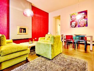 72 sqm 2 br A/C Wi-Fi Apartment next to Opera - Budapest & Central Danube Region vacation rentals