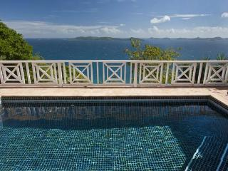 Island perfection for couples or a family- beautiful long- distance panoramas. MAT SUH - British Virgin Islands vacation rentals
