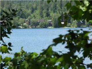 Picturesque House with 1 BR, 1 BA in Whitefish (01BU) - Image 1 - Whitefish - rentals