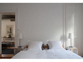 Suite Armoisin_ch1_ - ARMOISIN serviced apartment in charming 1920 house - Lausanne - rentals