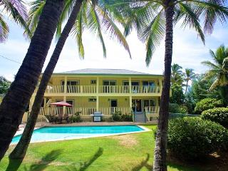 Akialoa Beach Home - Great Ocean View & Pool - Kauai vacation rentals
